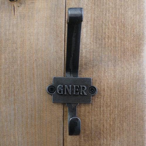 GNER - Double Coat Hook