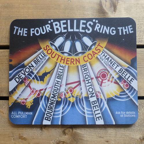 The Four Belles SR - Mouse Mat