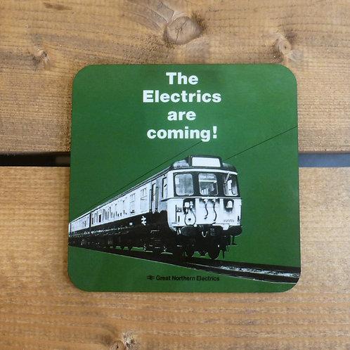 The Electrics are Coming!  British Railways - Coaster