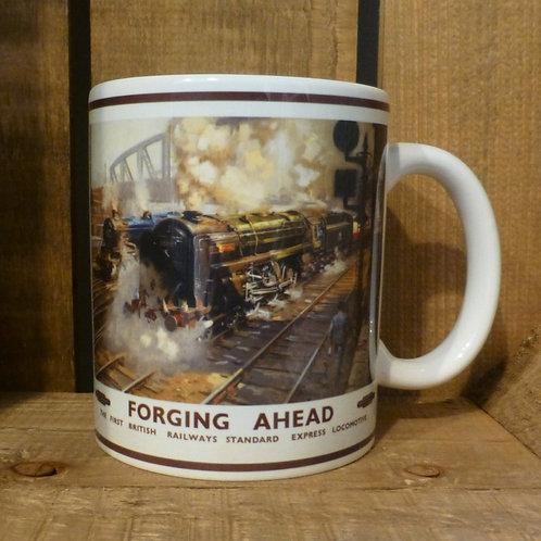 Forging Ahead - Mug