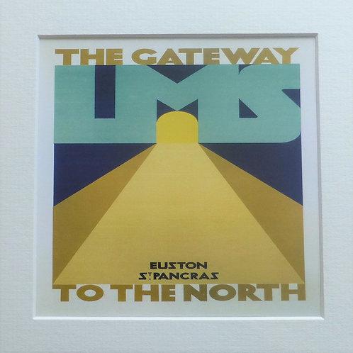Gateway to the North LMS - Art Print