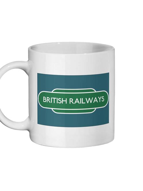 British Railways Totem - Ceramic Mug