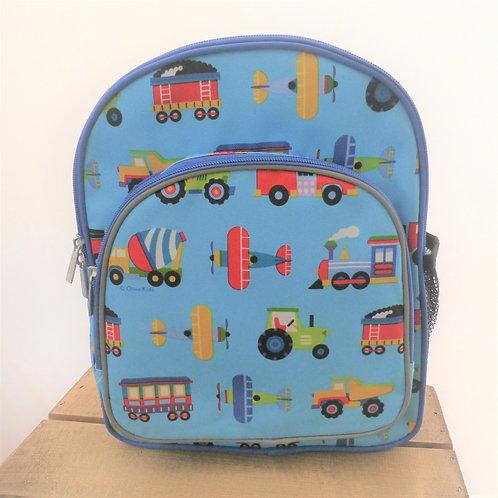 Trains, Planes & Trucks - Backpack