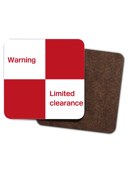 Limited Clearance - Coasters (Pack of 4)