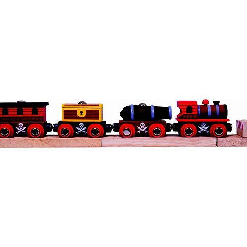 Big Jigs Pirate Train - Toys
