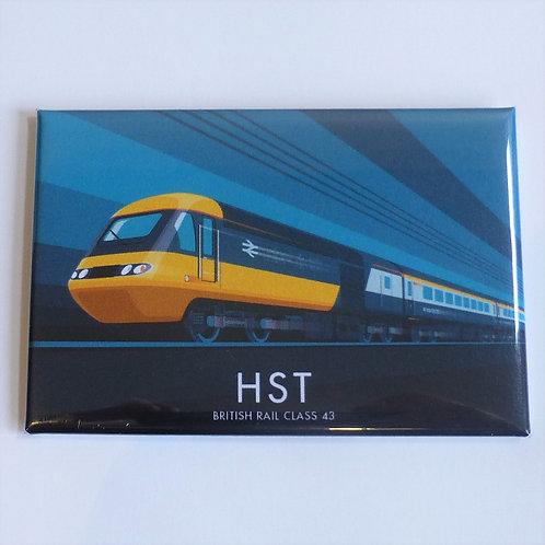 HST British Rail Class 43 Locomotive - Magnet