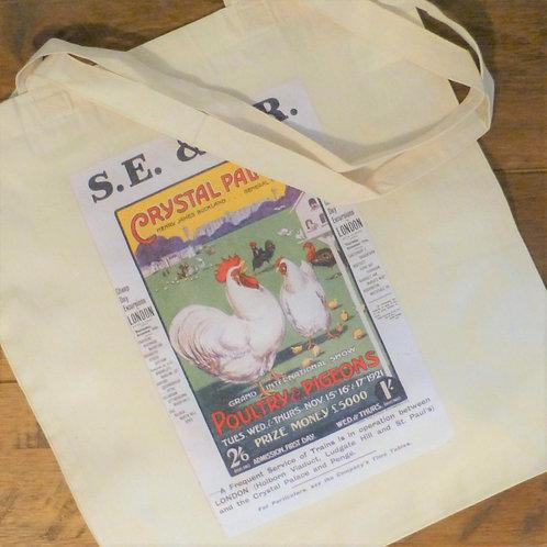 Crystal Palace SE & CR - Tote Bag
