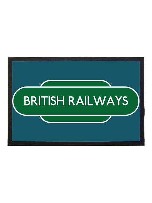 British Railways Totem - Doormat