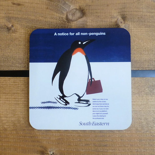 A Notice for All Non-Penguins - Coaster