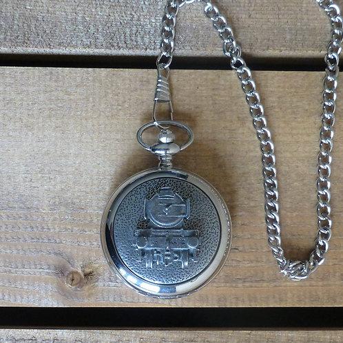Flying Scotsman - Pocket Watch