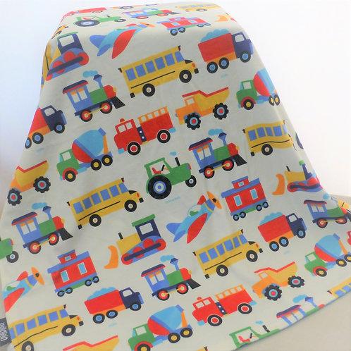 Trains, Planes & Trucks - Blanket