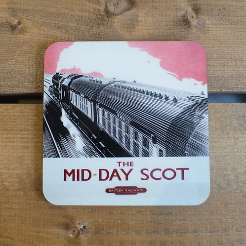 The Mid-Day Scot - Coaster