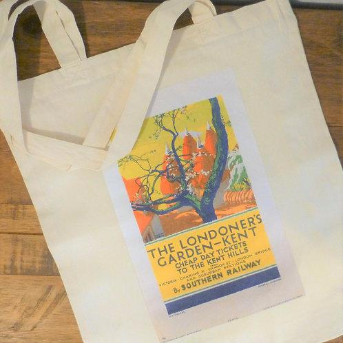 The Londoner's Garden Kent SR - Tote bag