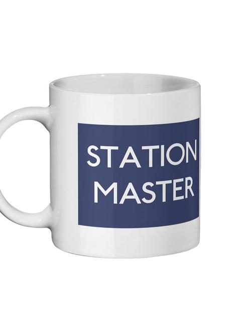 Station Master - Ceramic Mug