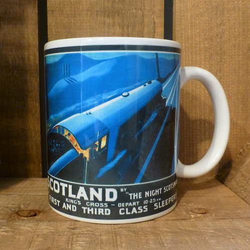 The Night Scotsman - Mug