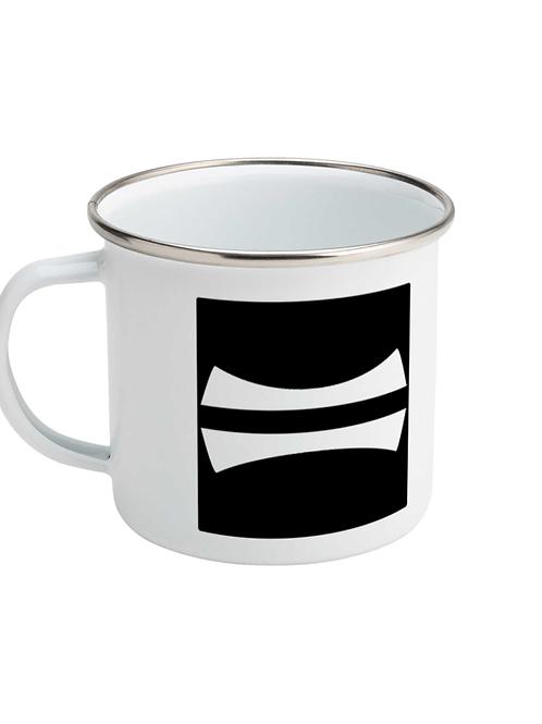 Lower Pantograph - Enamel Mug