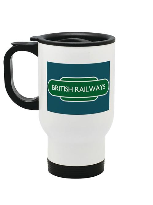 British Railways Totem - Travel Mug