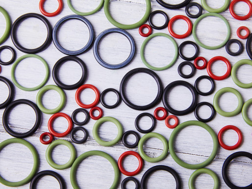 Types of Rubber O-Rings