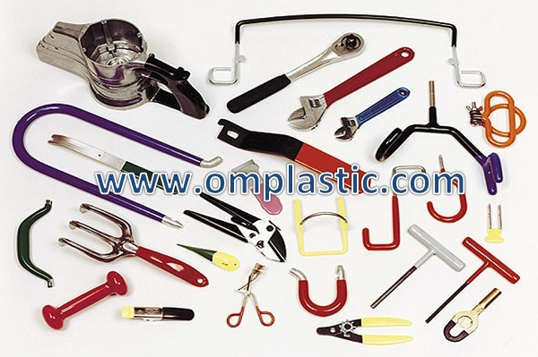 PVC Dip Moulded Parts