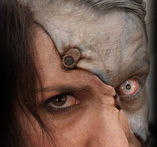 e187ed8a6 Cursos - efectos especiales - maquillaje FX - caracterización ...