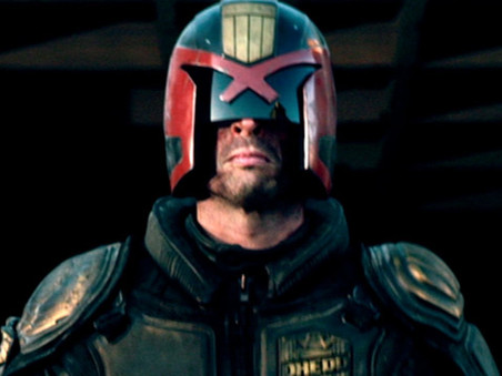 Judge Dredd versus The Lockdown
