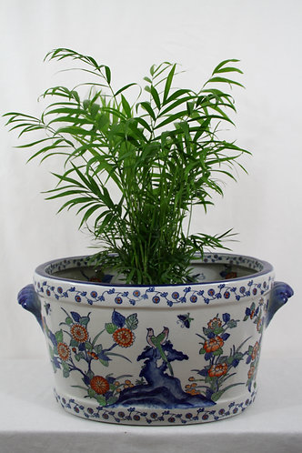 Chinese Oval Planter