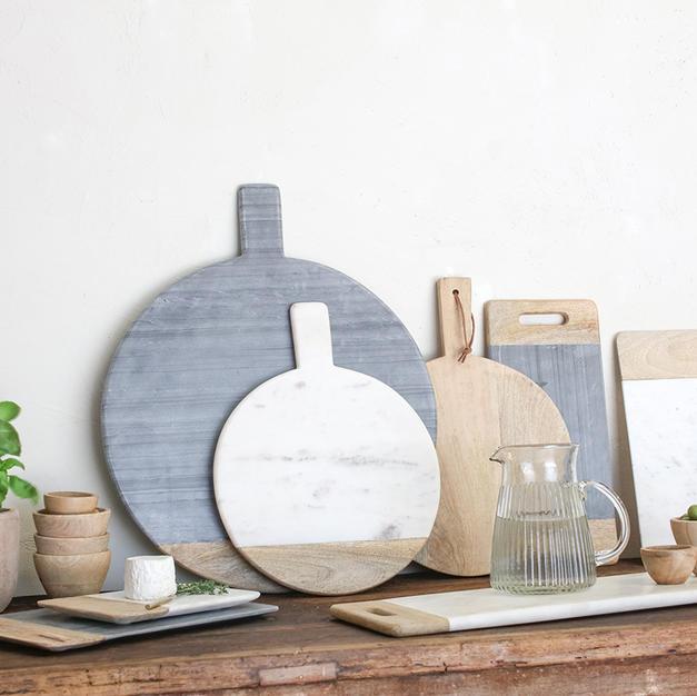 Serve Ware + Boards