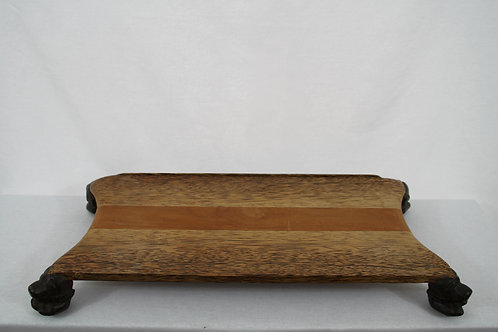Asian Wooden Serving/Display Tray