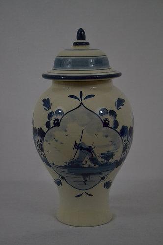 Vintage Delfts Blue Vase