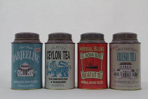 Vintage Style Imperial Storage Tins