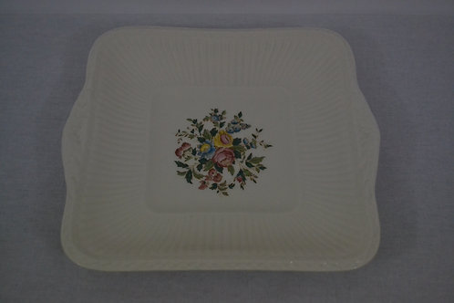 Vintage Wedgwood of Etruria & Barlaston - Conway - Cake / Biscuit Tray