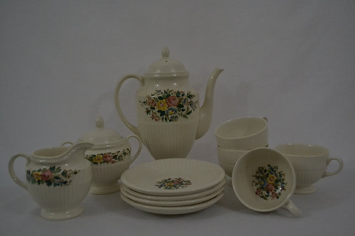 Vintage Wedgwood of Etruria & Barlaston - Conway - Tea / Coffee set