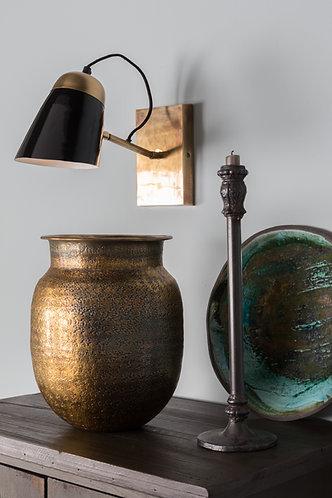"""Brass Vase """"Baha"""""""