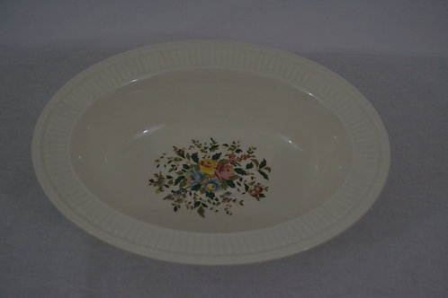 Vintage Wedgwood of Etruria & Barlaston - Conway - Bread Tray / Bowl