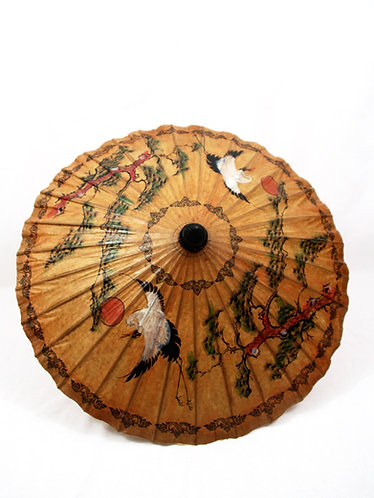 Asian Vintage Umbrella Rising Sun