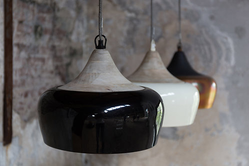 Trio of Coco Pendant Lamp