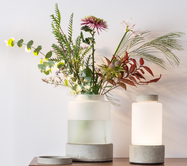 Vase with Light