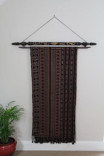Ikat Wall Hanging