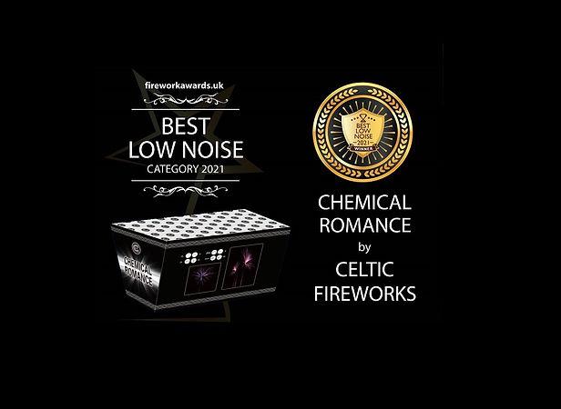 best low noise   firework awards uk