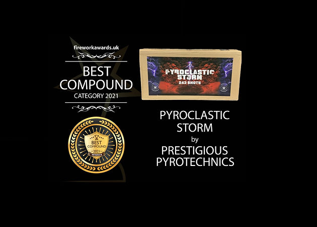 Best Compound | Firework Awards UK