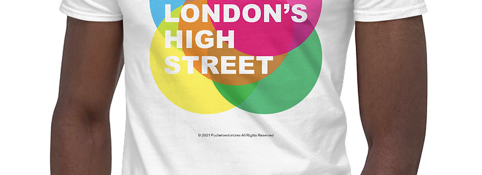 Save London's High Street T-Shirt (100% of the profits go to Charity)
