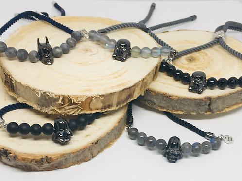 Bracelets cordons «geek»