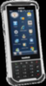 Nautiz Handheld X8