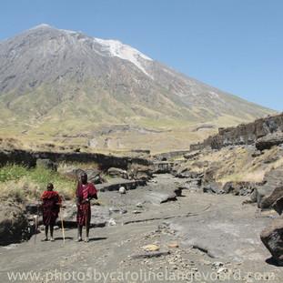 Wandeling Ol Donoy Lengai