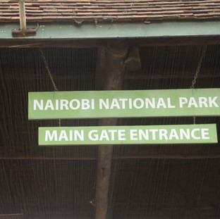 Visit Nairobi NP