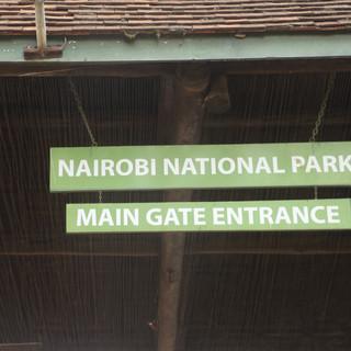 bezoek aan Nairobi NP