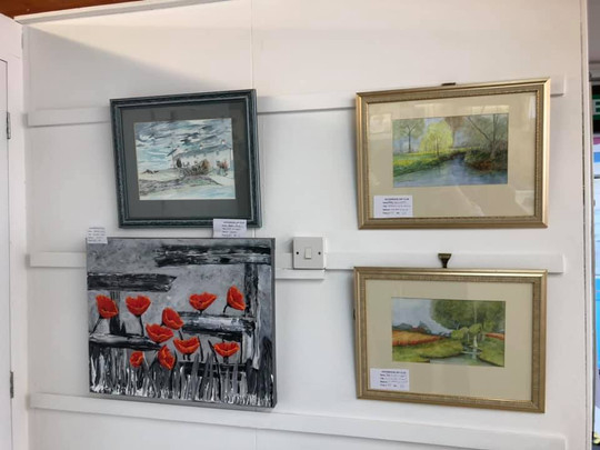 Artworks for Summer 2019 Exhibition