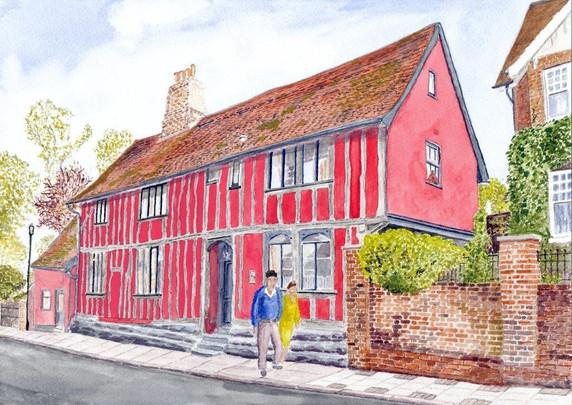Woodbridge - The Bridewell