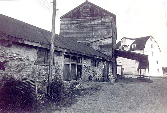 The Old Art Club Building before renovation
