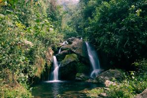 Waterfalls, Mbunga